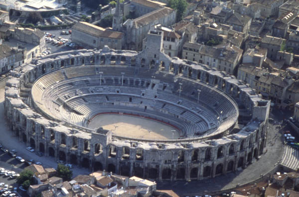 amphitheatre-arles - Photos